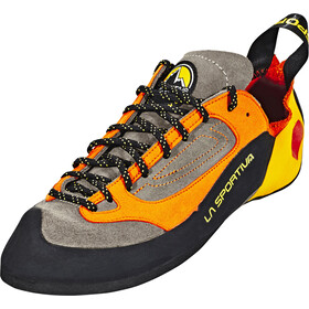 La Sportiva Finale Chaussons d'escalade Homme, brown/orange